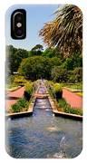 Botanical Gardens IPhone Case by Lisa Wooten