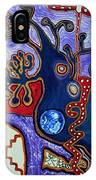 Rivers Of Arcturian Emination IPhone Case