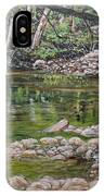 Rivers Of The Big Sur IPhone Case