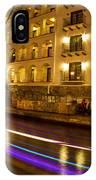 La Mansion Del Rio Riverwalk Christmas IPhone Case