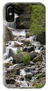 Roadside Mountain Stream IPhone Case
