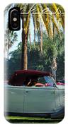 Roadster At The Castle IPhone Case