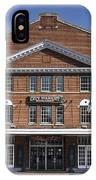 Roanoke City Market Building IPhone Case