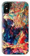 Roar Large Work IPhone Case