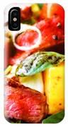 Roat Beef IPhone Case