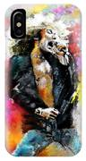 Robert Plant 03 IPhone Case