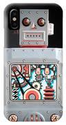 Robot R-1 Square IPhone Case