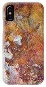 Rock Abstract 1 IPhone Case