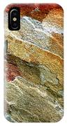 Rock Abstract 3 IPhone Case