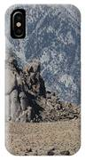 Rock And Sand IPhone Case