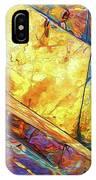 Rock Art 23 IPhone Case