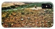 Rock Cairn At Buddha Beach - Sedona IPhone Case