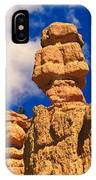 Rock Formations, Bryce National Park IPhone Case