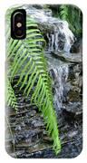 Rock Fountain II IPhone Case