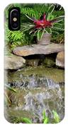 Rock Fountain IIi IPhone Case