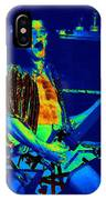 Rock 'n' Roll The Cosmic Blues IPhone Case