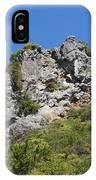 Rock On Tamalpais IPhone Case