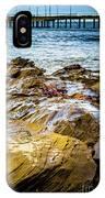 Rock Pier IPhone Case