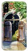 Rock Springs Gate IPhone Case