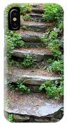 Rock Stairs IPhone Case