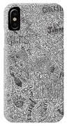 Rock Timeline IPhone Case