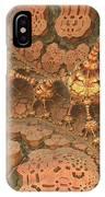 Rock Walkers IPhone Case