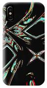 Rocket Man Abstract IPhone Case