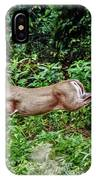 Rocking Deer IPhone Case