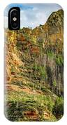 Rocks And Pines IPhone Case