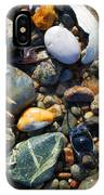 Rocks And Shells IPhone Case