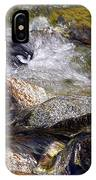 Rocks In A Stream 2a IPhone Case