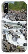 Rocks Of The Potomac IPhone Case