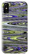 Rocks On Beach Abstract IPhone Case