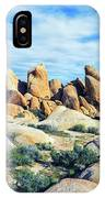 Rocks Upon Rocks IPhone Case