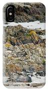 Rocky And Sandy Beach IPhone Case