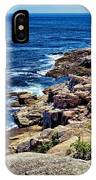 Rocky Coastline 1 IPhone Case