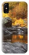 Rocky Creek II On Mill Mountain In The Missouri Ozarks IPhone Case