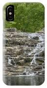 Rocky Falls Ozark National Scenic Riverways Dsc02788 IPhone Case