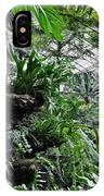 Rocky Fern Room IPhone Case