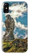 Rocky King Of Skies IPhone Case