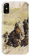 Rocky Landscape - 3 - French Alps IPhone Case