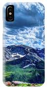 Rocky Mountain National Park I IPhone Case