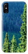 Rocky Mountain Skyline IPhone Case
