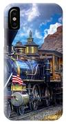 Rocky Mountain Train IPhone Case