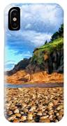 Rocky Oregon Beach IPhone Case