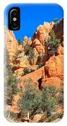 Rocky Range At Red Canyon IPhone Case