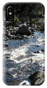 Rocky Rapids IPhone Case