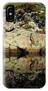 Rocky Reflection IPhone Case