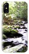 Rocky Stream 1 IPhone Case