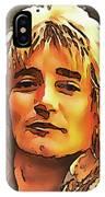 Rod Stewart Collection 1 IPhone Case